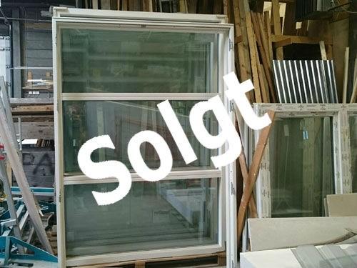 5 stk. vinduer + 2 døre Rationel til salg